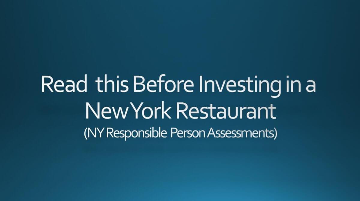restaurant-responsible-person