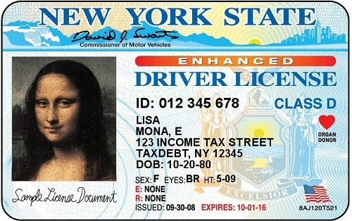 New York State Department of Tax and Finance - Drivers License Suspension